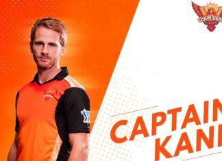 IPL 2018 Kane Williamson New Captain Sunrisers Hyderabad