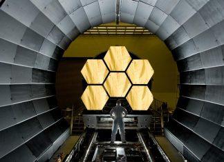 NASA Next-Generation Space Telescope JWST
