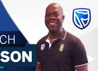 South African Coach Ottis Gibson