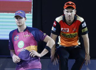 Steve Smith and David Warner will not play IPL 2018. (Image: Twitter @ICC)
