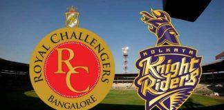 IPL 2018 RCB vs KKR Live Score Today Watch Hotstar App Jio TV Airtel TV Royal Challengers Bangalore Vs Kolkata Knight Riders Live Streaming Online