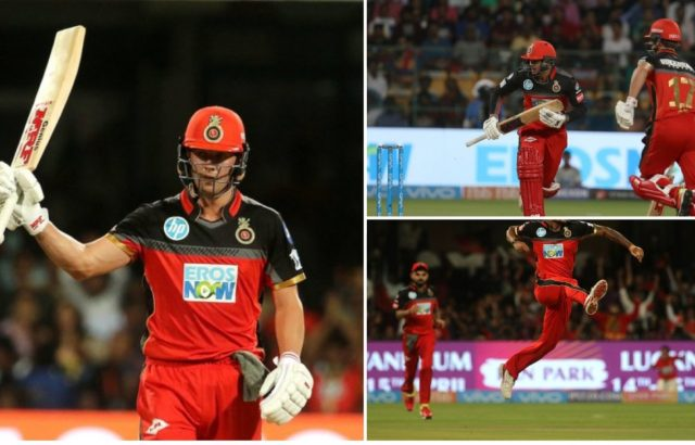 RCB at home ground against Kings XI Punjab, live today from