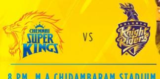 Live Score, VIVO IPL 2018 Kolkata Knight Riders (KKR) Vs Chennai Super Kings (CSK), Today's Match Preview and Prediction