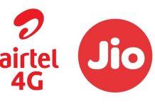 Vivo IPL 2018 Live Streaming Airtel-TV-Vs-Reliance-Jio-TV