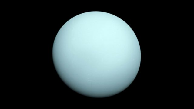 Rotten egg gas found on planet Uranus