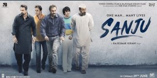 Sanju Poster Know Movie Review and Box Office Collection.