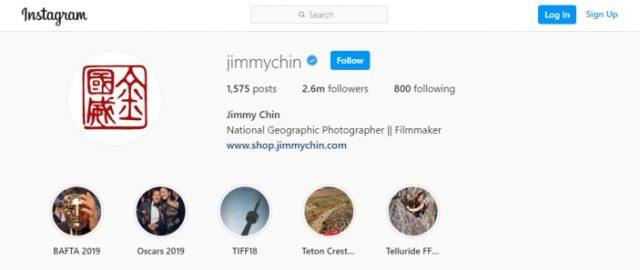 Jimmy Chin