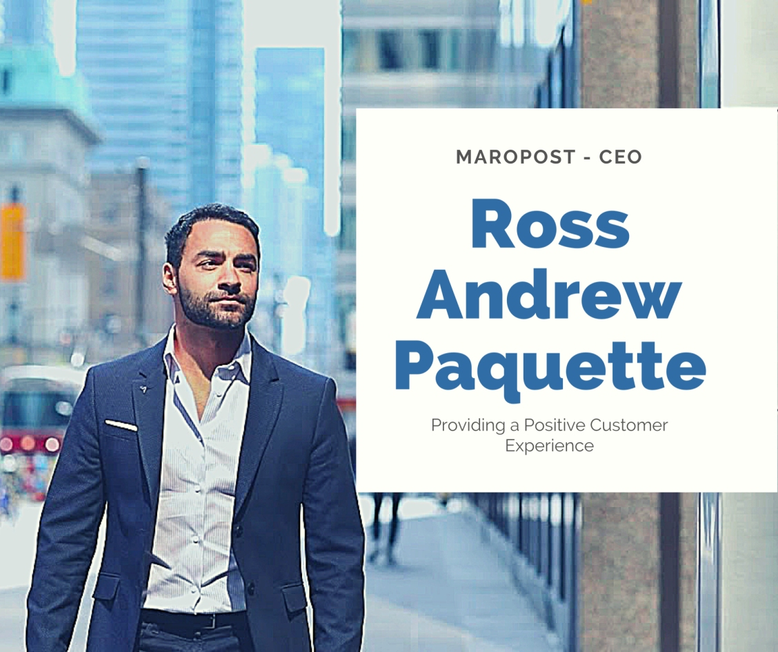 CEO Ross Andrew Paquette