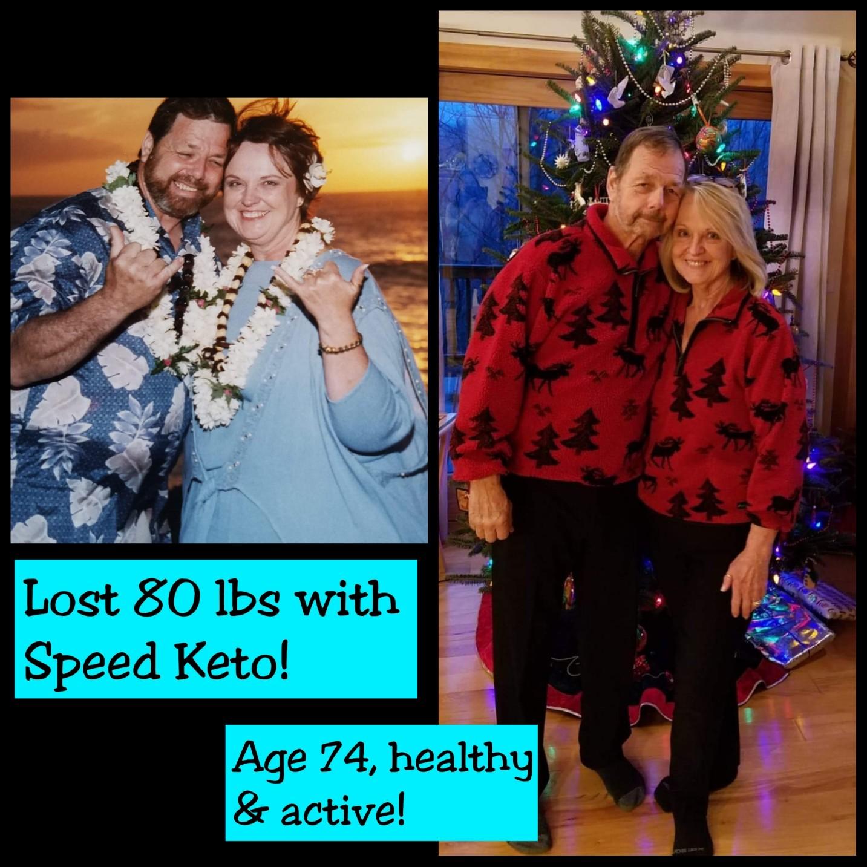 Speed Keto loosing weight