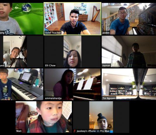 Oclef piano school online