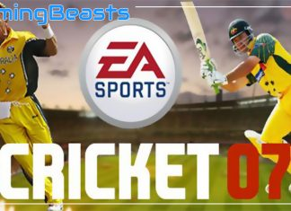 EA Sports Cricket 2007 Game Free Download